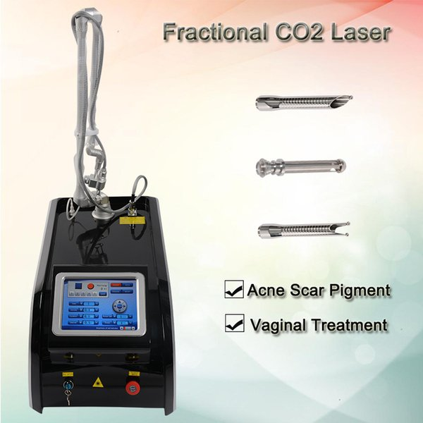 Medical CO2 Fractional Laser for Vaginal tightening and Scar removal Skin Rejuvenal acne treatment with CE free shipping