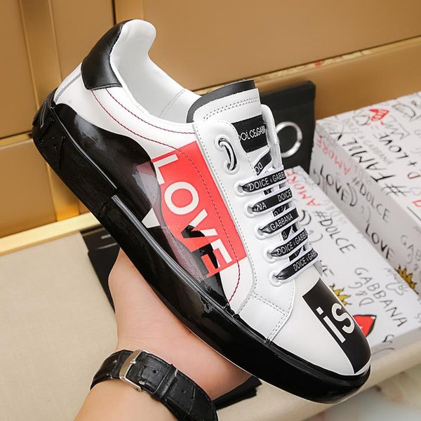 New highquality top Italian highend mens shoes casual sports shoes, design running shoes, mens fashion flat shoes with original packagin qo