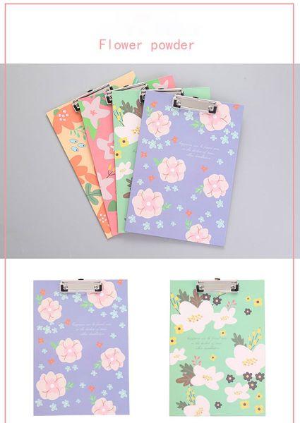 Floral Board Clip