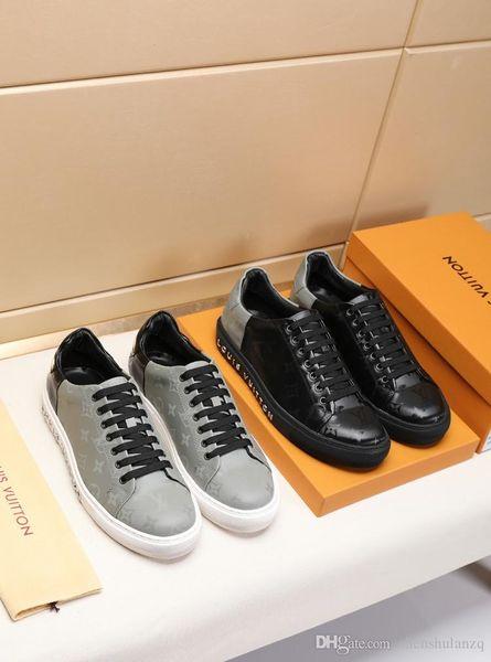 Neue Auflistung Persönlichkeit Vintage-Straße Mens wilde beiläufige Schuhe, hochwertige Druckmuster Flachboden Herren Freizeitschuhe Größe 38-46 0018