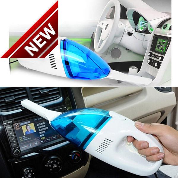 2017 Auto Accessories Portable 5M 120W 12V mini Car Vacuum Cleaner Handheld Mini Super Suction Wet And Dry Dual Use Vaccum Cleaner