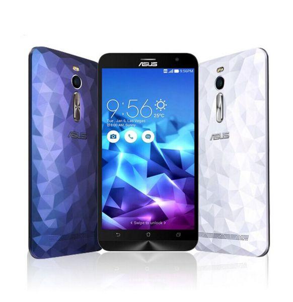 "ASUS Phone ZenFone 2 ZE551ML 4G Smartphones 5.5"" 4GB RAM 16GB/32GB/64GB ROM Intel 1.8/2.3GHz 1920x1080 Dual SIM Mobile Phone"
