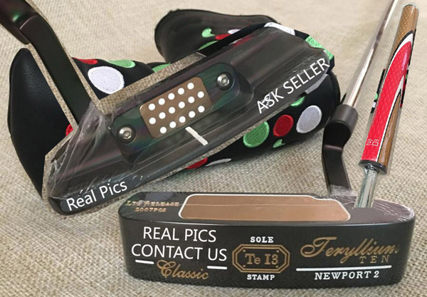 2019 new model cla ic tamp golf putter with jumbo putter grip putter headcover 33 34 35 quot available real picture contact eller