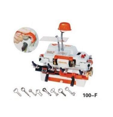 100% Original WenXing key cutter car key cutting machine 100-F & car key cutter 100F Free DHL shipping