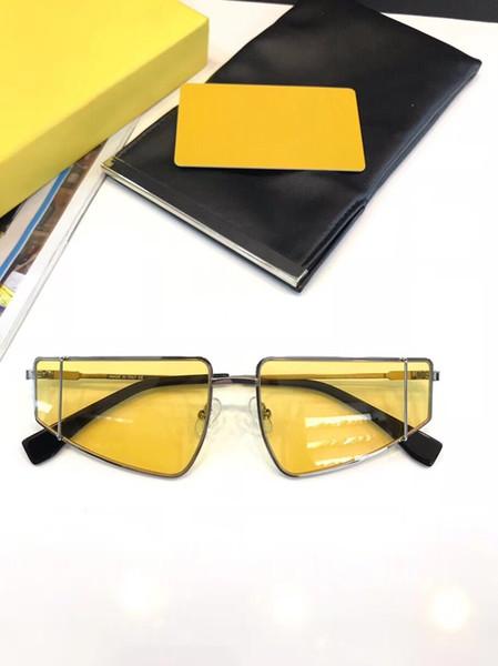 gafas de sol de diseño para hombres gafas de sol de lujo para mujeres hombres gafas de sol para hombre gafas de marca para hombre gafas de sol para hombre oculos de FD0346