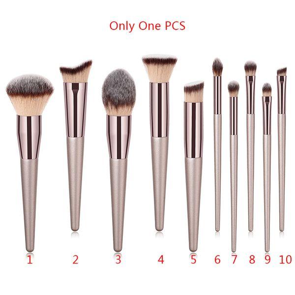1pcs Makeup Powder / Foundation Eyeshadow Contour / Tapered Highlighter Eye Blending Brush Cosmetics Tools