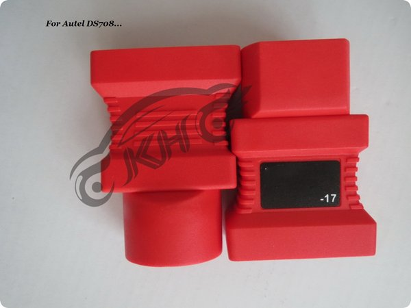 100% Original for Autel Maxisys DS708 for MAZDA -17 Adaptor Connector OBD OBDII