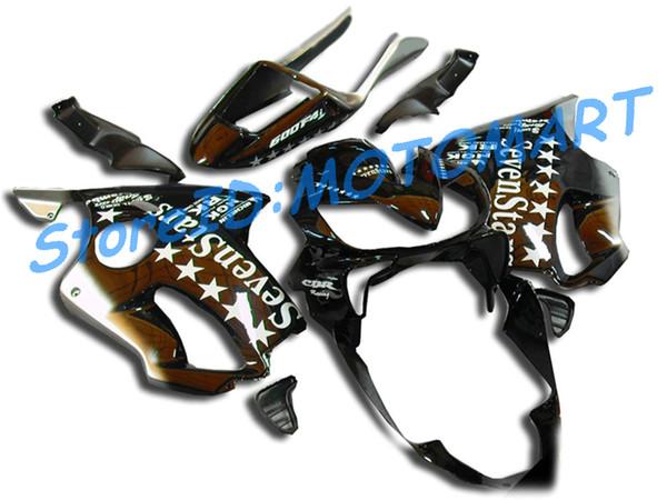 Fairing kit for HONDA CBR600F4I 04 05 06 07 CBR600 F4I 2004 2005 2006 2007 CBR 600F4I Injection mold Fairings set HF4I12
