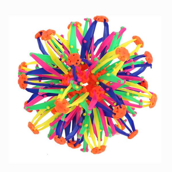 10 pezzi Speed Magic Bouncing furfante maglione bambino regalo giocattoli giochi novità giocattoli palla regalo educativo per calciare all'aperto