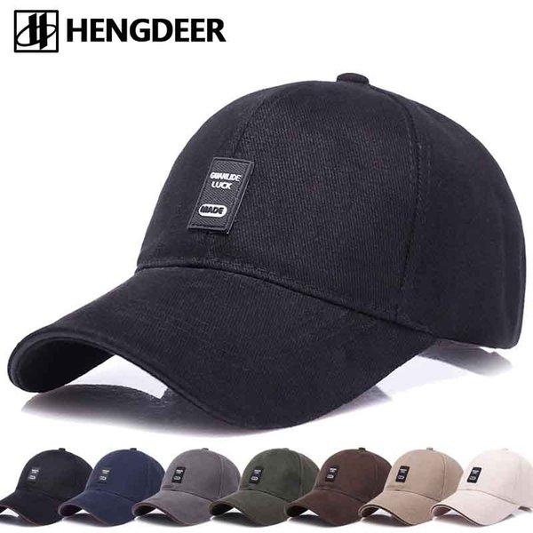 Casquette de baseball de haute qualité chapeau de sport d'été Casquette de sport d'été en gros automne chapeau de baseball masculine chapeau pas cher