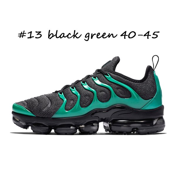 #13 black green 40-45