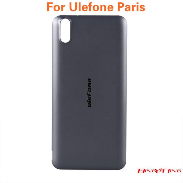 BingYeNing Нового оригинального Ulefone Париж аккумулятор корпус Защитный чехол батарея задняя крышка для 5,0-дюймового Ulefone Paris смартфона