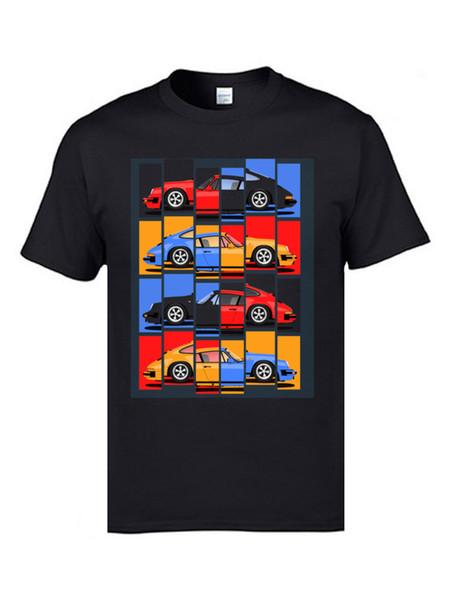 Japonais JDM T-Shirts Car style cool T-shirt pour hommes Taille Plus l'Europe T-shirts de qualité supérieure Marque de vêtements shirts en coton Tee-shirt