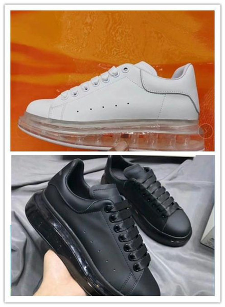 2019 brand new men women luxury arena creased leather sneakers low top shoes plus size 34-45 mens casual shoes xrx19041402