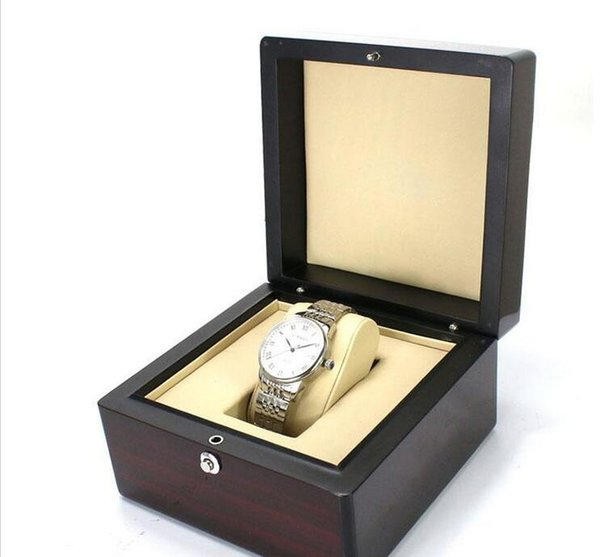 2019 Men Fashion Women Ladies Wristwatch Boxes Swiss Brand Men Watch Box and Paper For A Watches Booklet Card in English free shipping