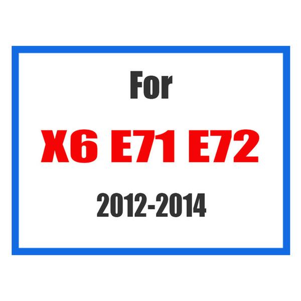 For X6 E71 E72 12-14