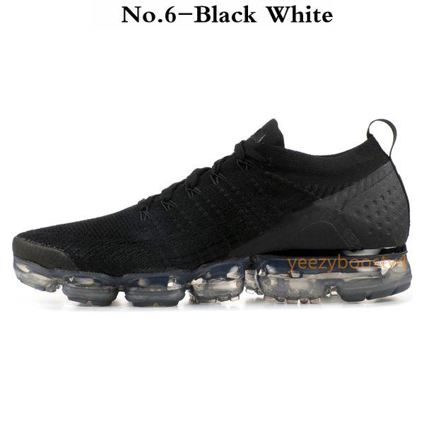 No.6-negro blanco
