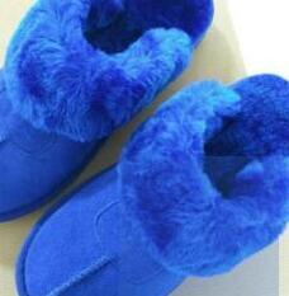 Bowknot duplo azul