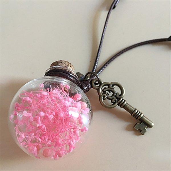 Pink Gypsophila