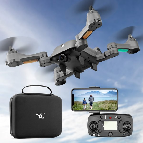 5g dual gp drone intelligent po itioning following profe ional aerial photography four axi bru hle motor 7 windproof 3