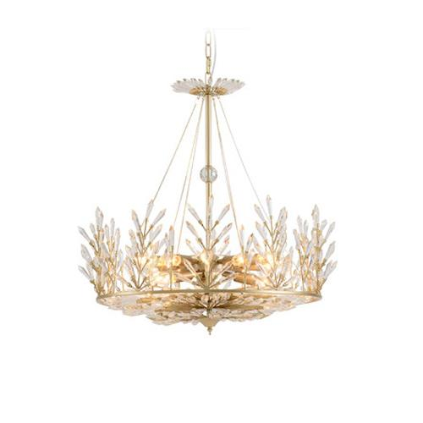 New design American crystal chandelier lamps home living room retro chandelier lights restaurant bedroom creative led crystal pendant lamp