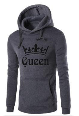 dark grey queen