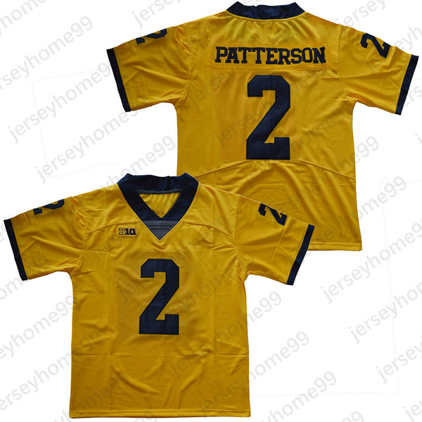 2 Shea Patterson / Amarelo