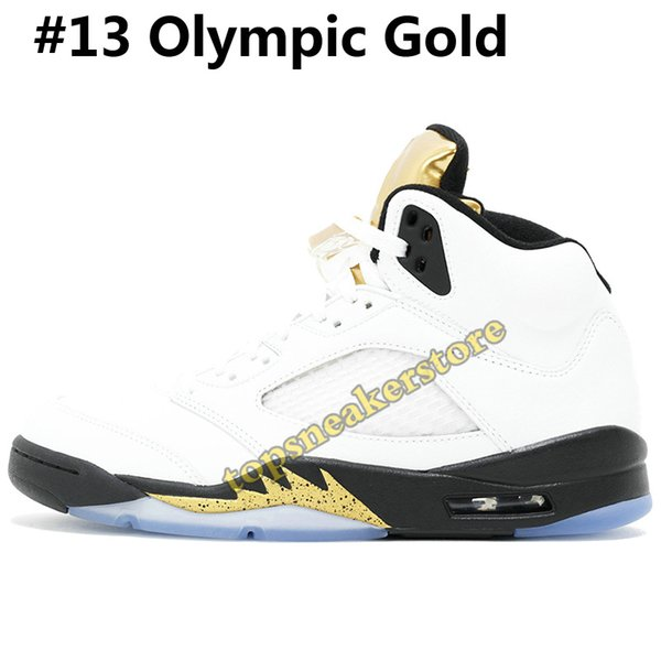 #13 Olympic Gold