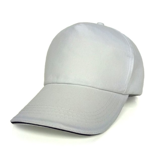 Moda multicolor 5 algodón publicidad gorra logotipo personalizado gorra de béisbol bordado trabajo sombrero trabajo gorra sol sombrero fábrica