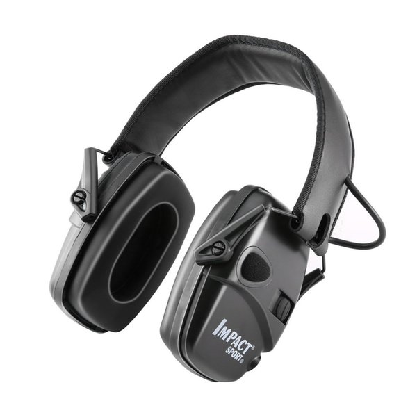 anti-noise impact sound amplification electronic shooting earmuff tactical hunting hearing protective headset thumbnail