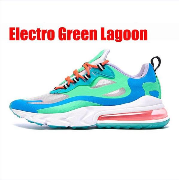 Electro Green Lagoon