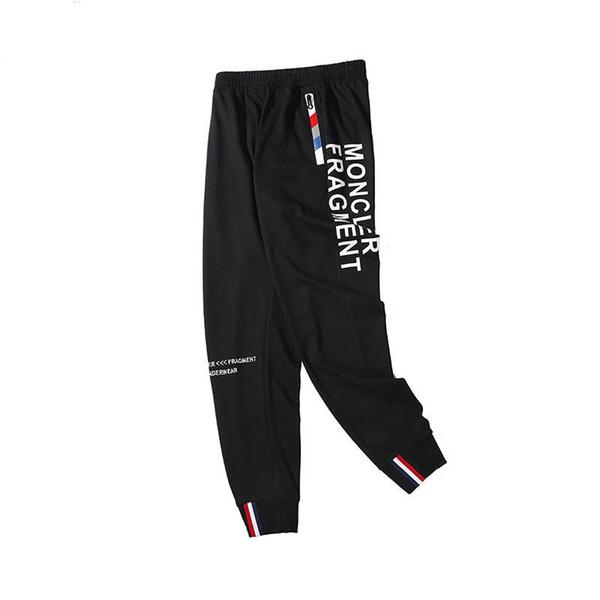 Designer Trainingshose Mens Casual Marke Striped Zipper Pocket Letters Print Hosen Hip Hop Fashion Streetwear Hosen Mens Luxury Joggers