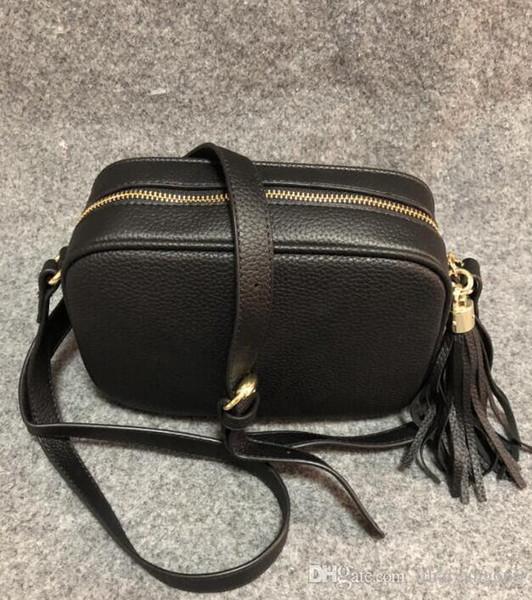 son tasarımcı çanta 308364 # Bayan SOHO deri çanta disko omuz çantası kaliteli çanta moda alışveriş