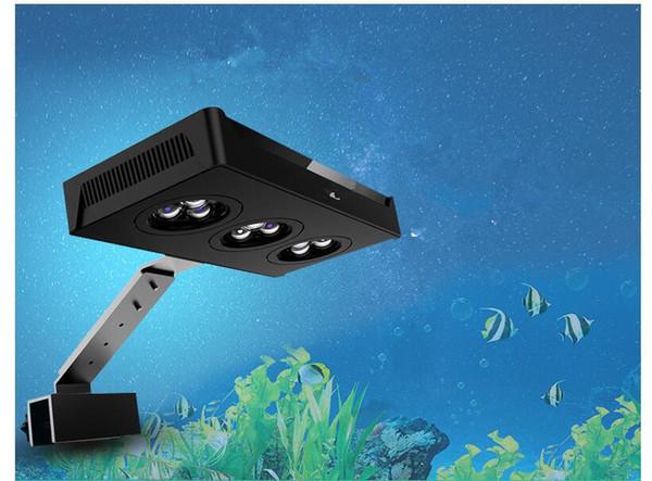Aquasanrise A-029 Vollspektrum Marine Riff-Panzer LED-Lichtkoralle wachsen weiß blau Aquarium Aquarium SPS LPS Farbe Mini Nano wachsen