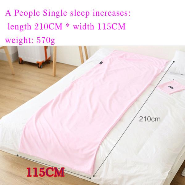 #10 single increase /pink/ 210*115cm