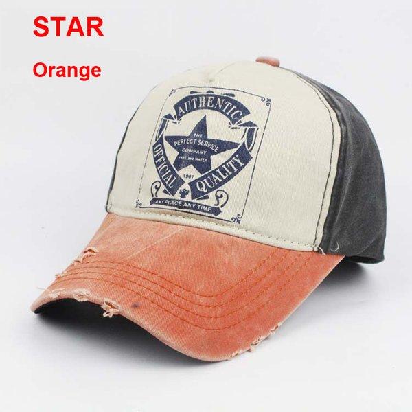 Yıldız turuncu