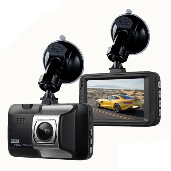 Hd 1080P Coche Dvr Dash Cam Vehículo Grabador de video Cámara G-Sensor Hdmi