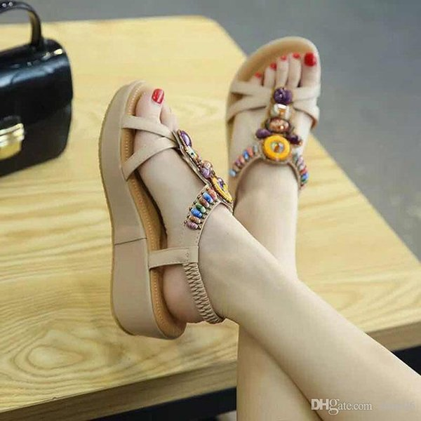 With Box Best Quality Slippers Sandals Slides Slippers Sandals Designer Shoes Huaraches Flip Flops Loafers Scuffs For Woman by shoe06 w19