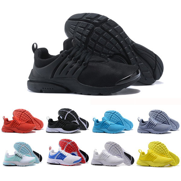 2019 presto running shoes for men women ultra br qs yellow pink prestos black white oreo sports jogging brand mens trainers sneakers - from $35.57