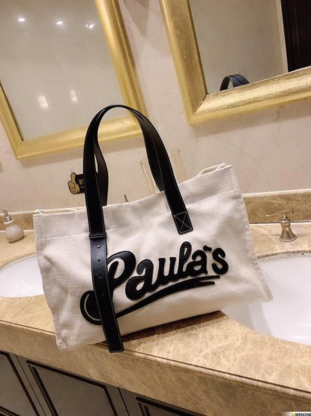 дизайнерские сумки холст материал сумки для покупок Loeve известный бренд женская мода сумки высокое качество сумка для покупок кошелек