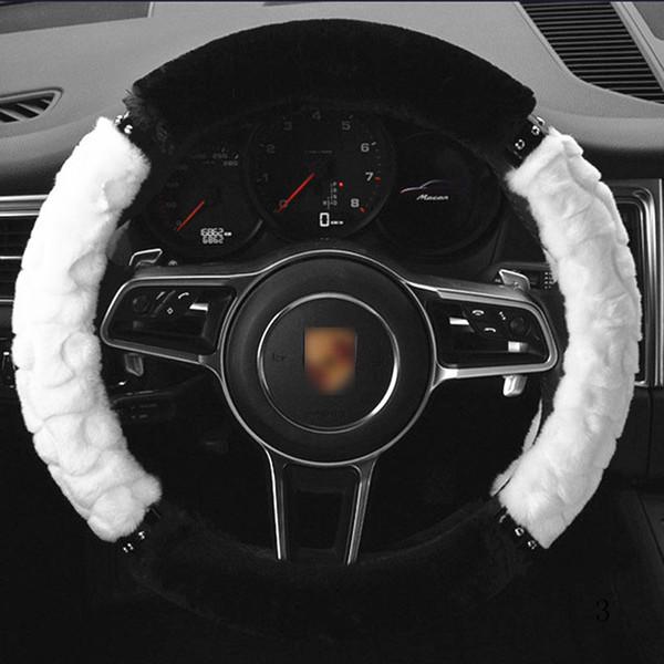 PKW-Lenkerabdeckung für Volkswagen 2015 Golf GTI MK7 GTI MK6 MK5 GTI MK7 Golf R Passat B8 VW Golf 4 Jetta 6 R Linie R32 Zubehör