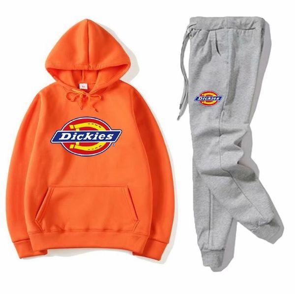 s-3xl Hot-sale Diamond Supply Sweatshirts +PANTS suit for Men and Women Fleece Lined Hip Hop Skateboard Crewneck hoodies S-3XL