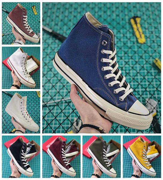 Mode 1970 Canvas Sportschuh Klassische 1970er Schuhe Gemeinsam Name der CDG Spiel Big Eyes Beiläufiges Training Turnschuhe