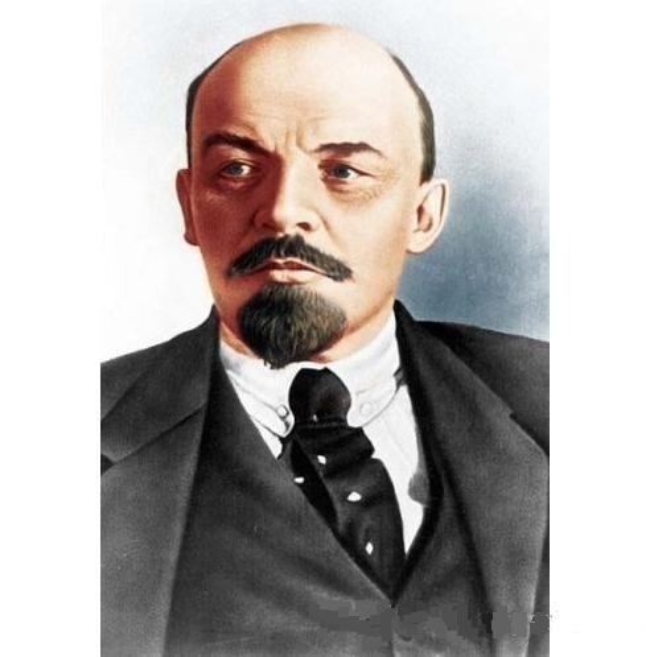 SOVIET LEADER LENIN High Quality Hand Painted &HD Print Portrait Wall Art Oil Painting On Canvas Home Decor Multi size tiann 840.44