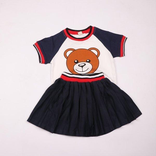 Kleiderset für Mädchen
