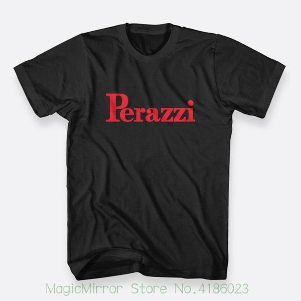 Perazzi Espingardas Cor Preto Tamanho S Para 3xl T-shirt dos homens de Impressão T Shirt Homens Verão Estilo Moda