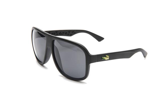 df Brand Sunglasses Designer Large new Metal Sun Glasses For Men Women Silver Mirror 56mm 62mm Glass Lenses UV Protection11