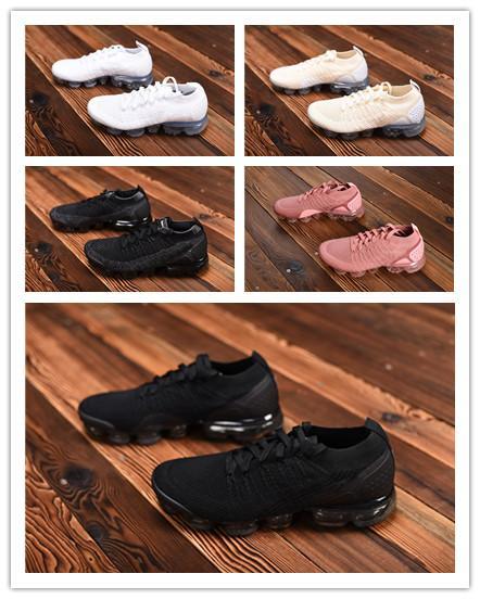 2018 erkek hava yastığı tasarımcı koşu ayakkabı bayanlar rahat spor açık sıcak yürüyüş yürüyüş koşu ayakkabı orijinal kutusu ccemcw