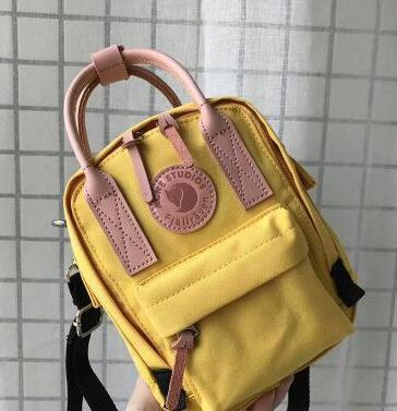 Fjallraven Классический стиль AcneFjallraven удобный рюкзак, разработанный для детей с яркими и прекрасными цветами