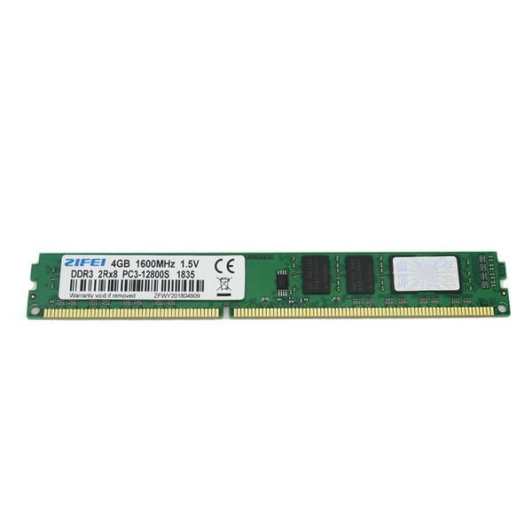 DDR3 8GB 4GB 2GB 1600 1333 1066 MHz 1.5V DIMM Memoria de escritorio RAM Totalmente compatible con IntelAMD